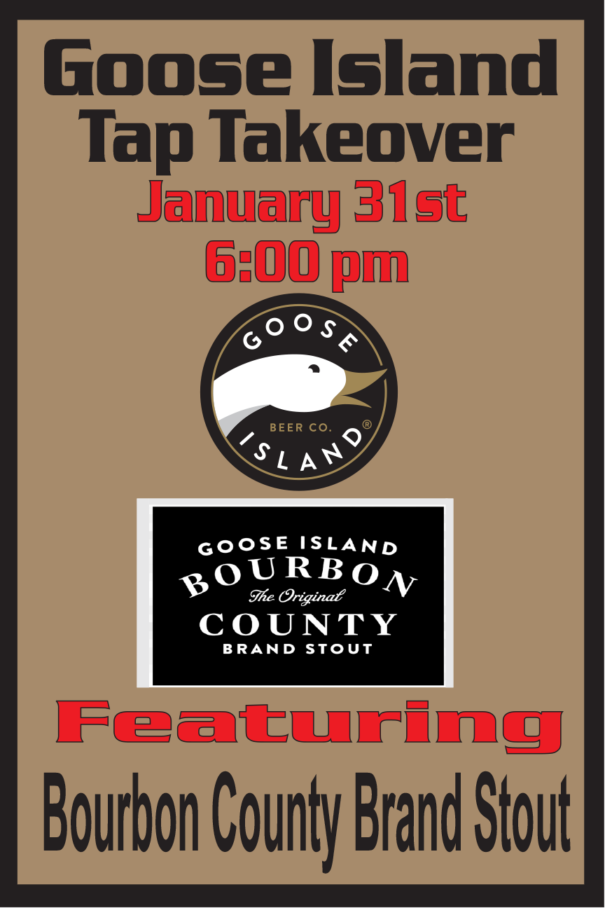 Red Rock Downtown Barbecue Goose Island Tap Takeover