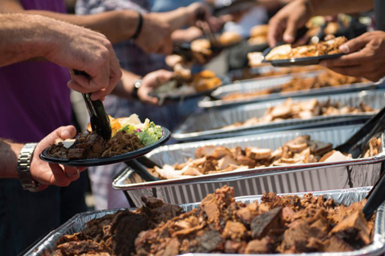 Red Rock Downtown Barbecue Catering