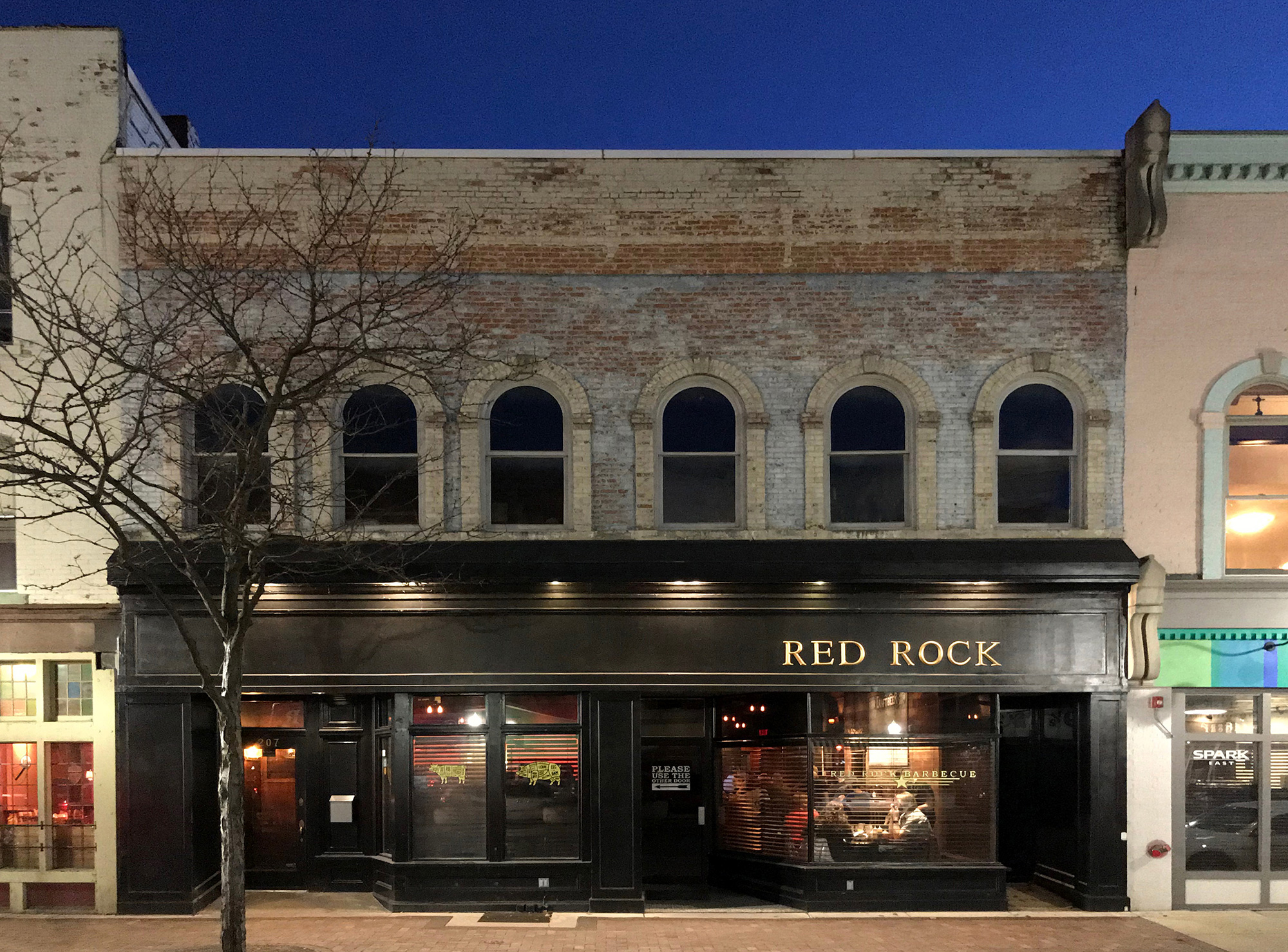 Red Rock Downtown Barbecue